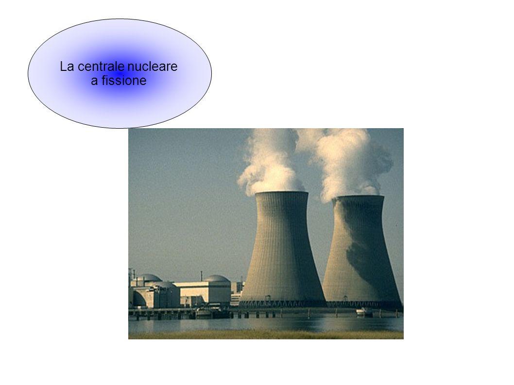 La centrale nucleare a fissione