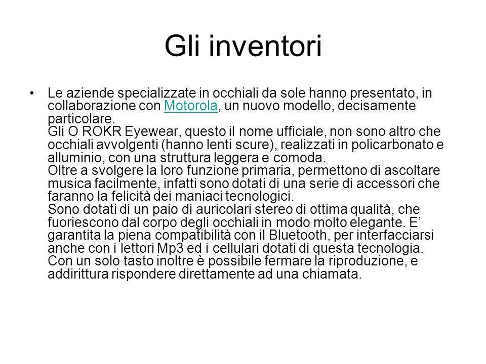 Gli inventori