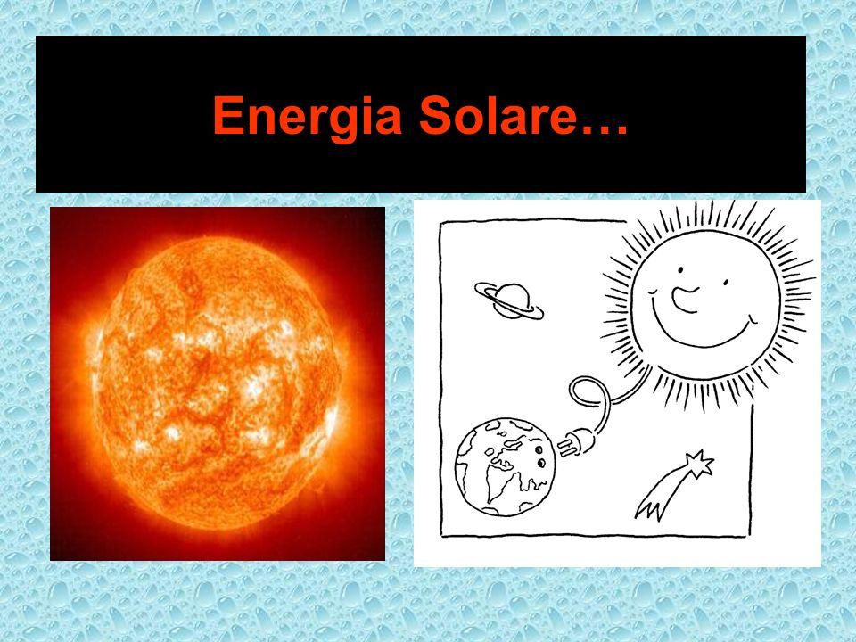 Energia Solare…