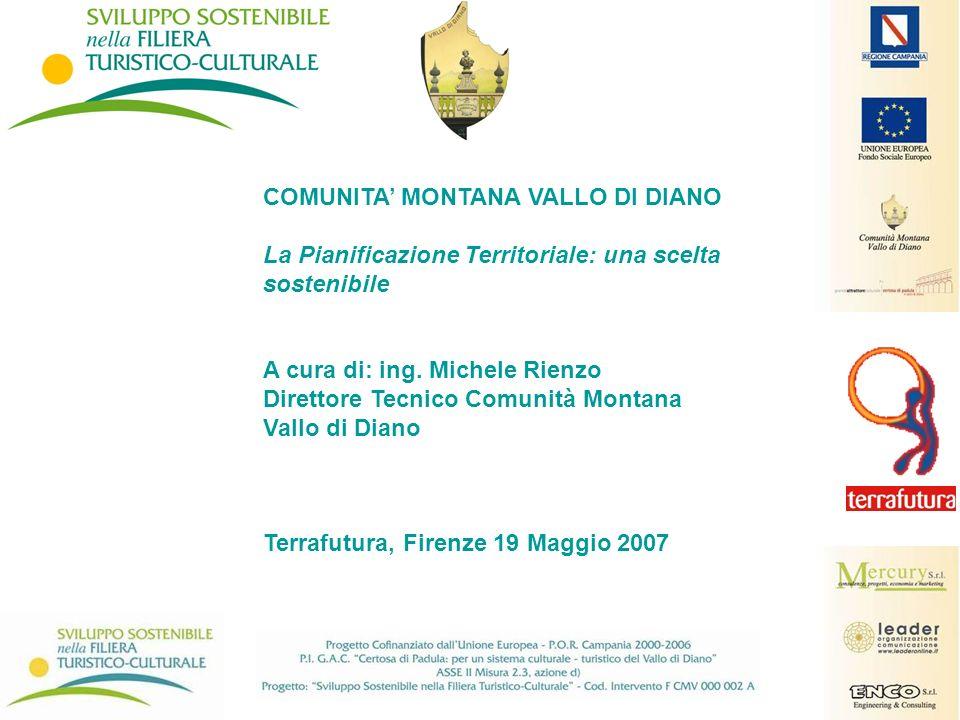 COMUNITA' MONTANA VALLO DI DIANO