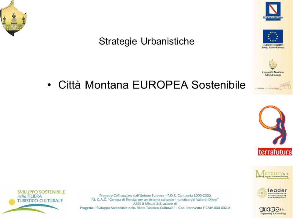 Città Montana EUROPEA Sostenibile
