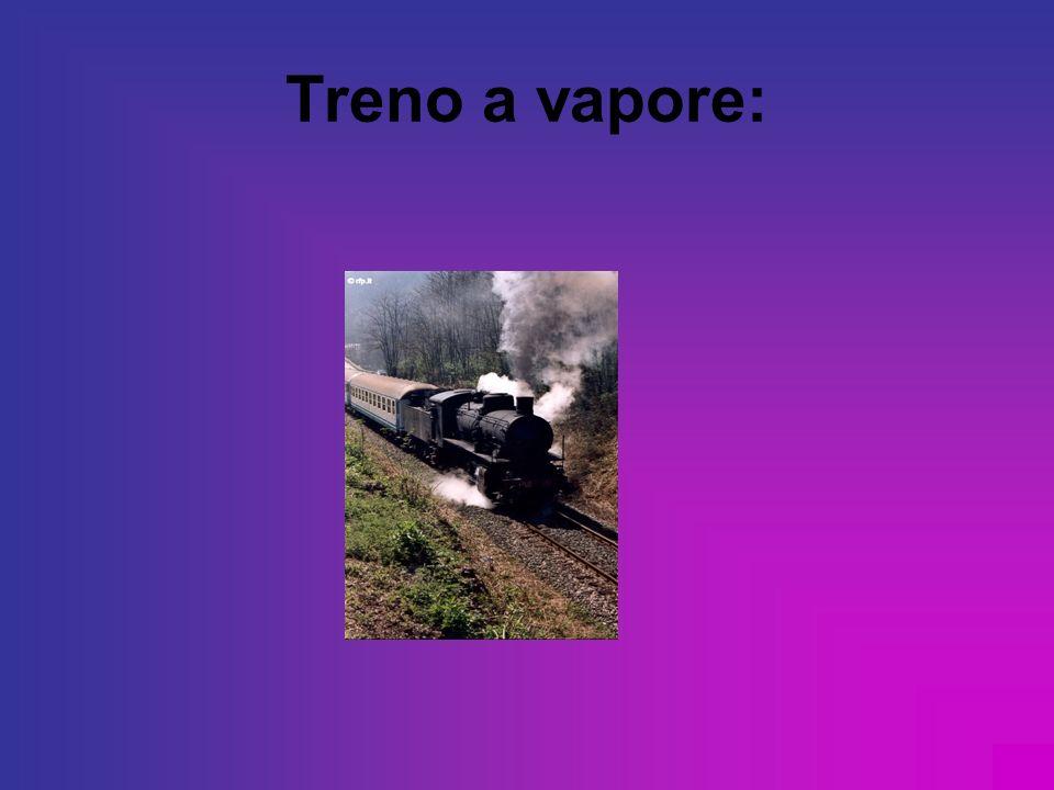Treno a vapore: