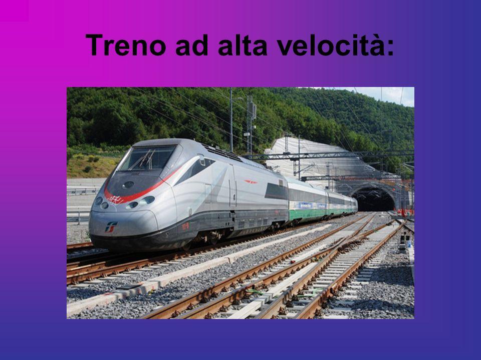 Treno ad alta velocità: