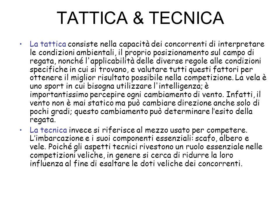 TATTICA & TECNICA
