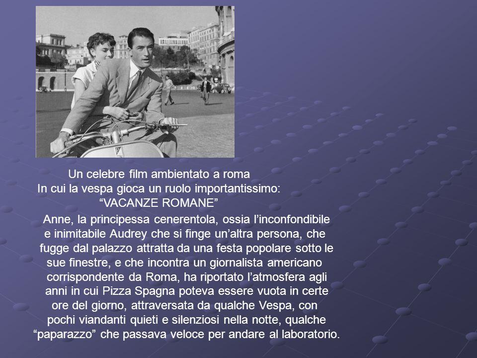 Un celebre film ambientato a roma