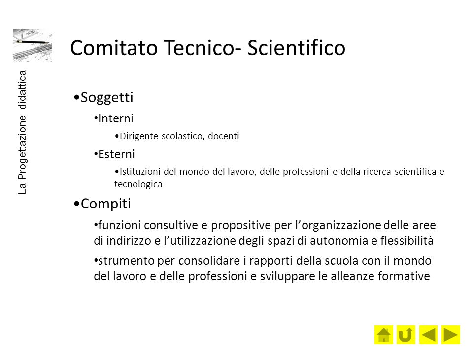 Comitato Tecnico- Scientifico
