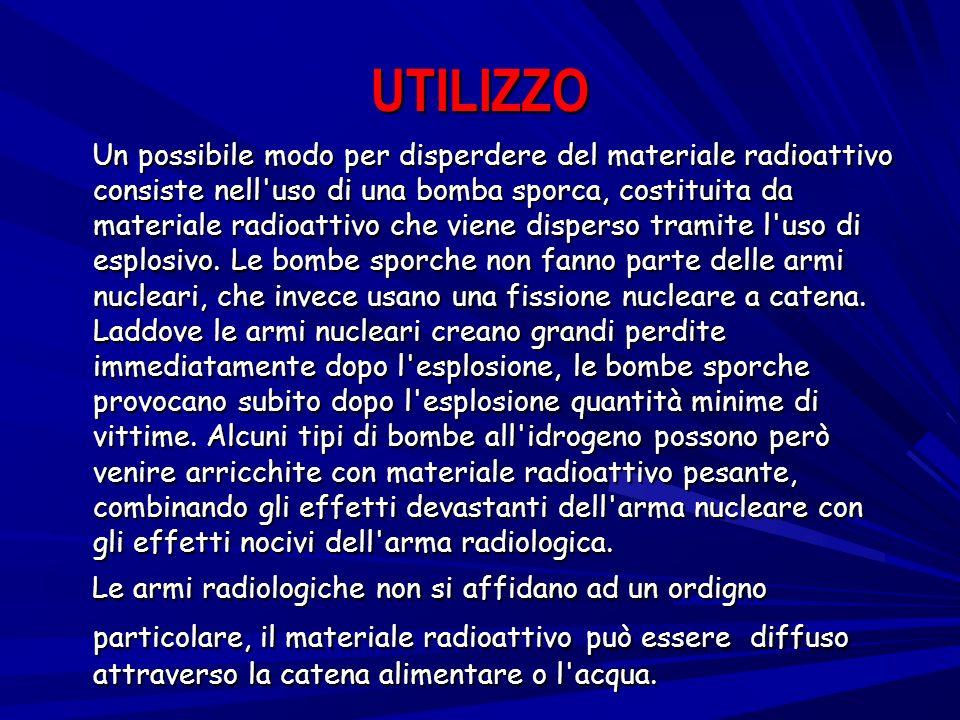 UTILIZZO