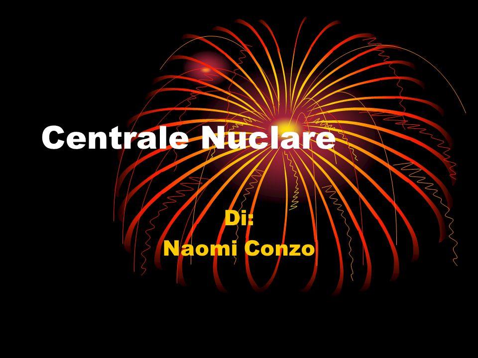 Centrale Nuclare Di: Naomi Conzo
