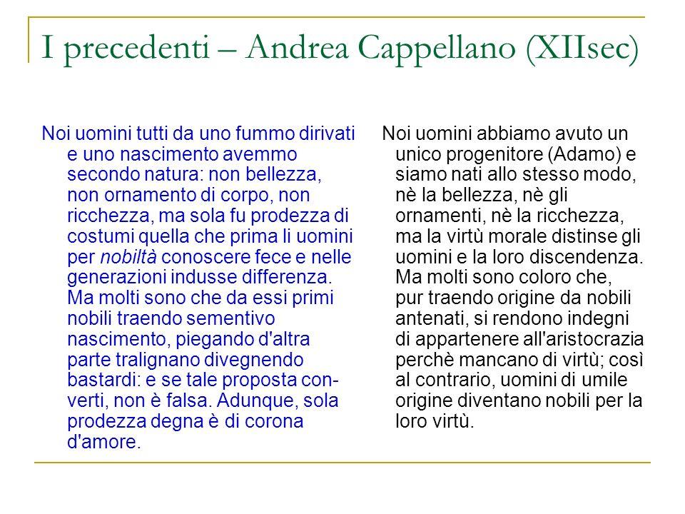 I precedenti – Andrea Cappellano (XIIsec)