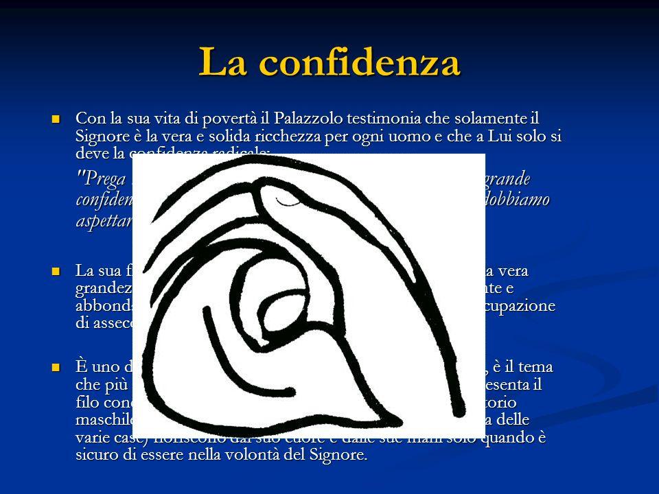 La confidenza