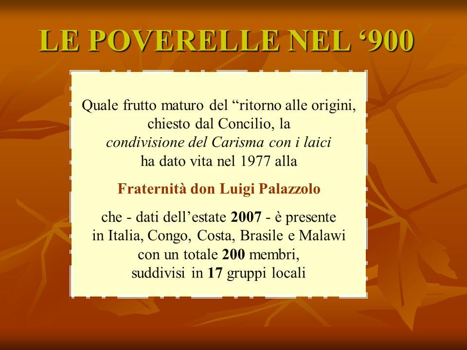 Fraternità don Luigi Palazzolo