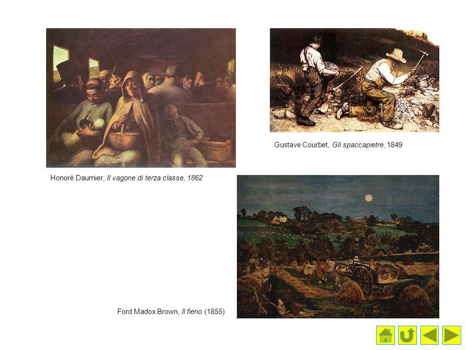 Gustave Courbet, Gli spaccapietre, 1849