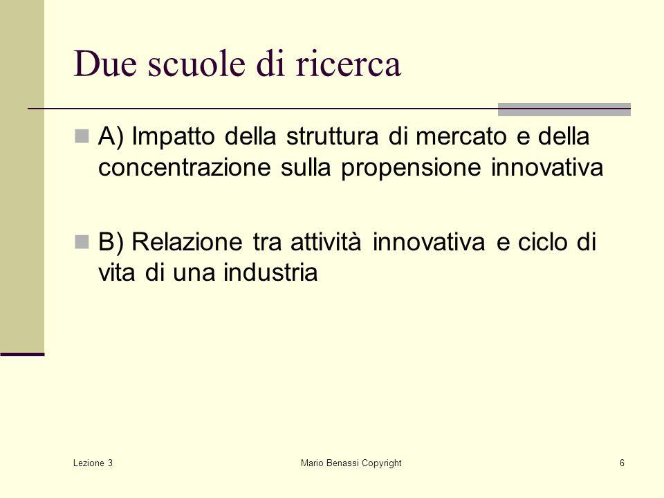 Mario Benassi Copyright