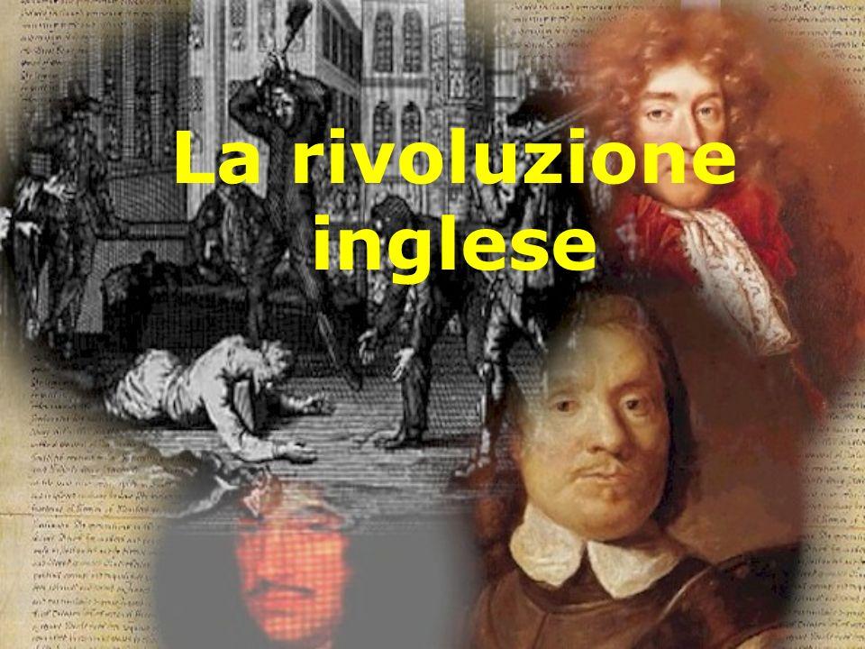 La rivoluzione inglese