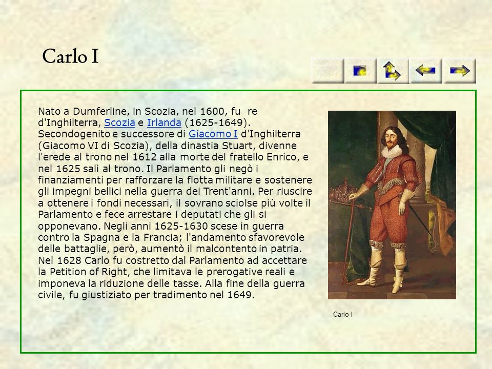 Carlo I