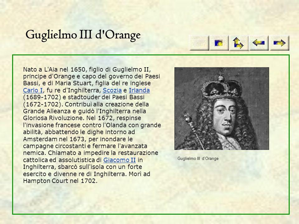 Guglielmo III d Orange