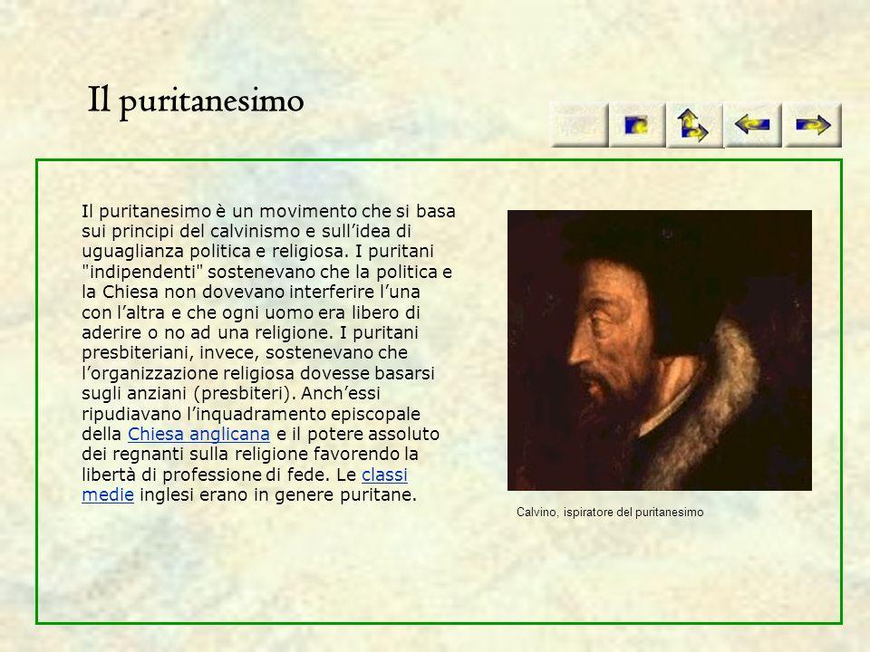 Il puritanesimo