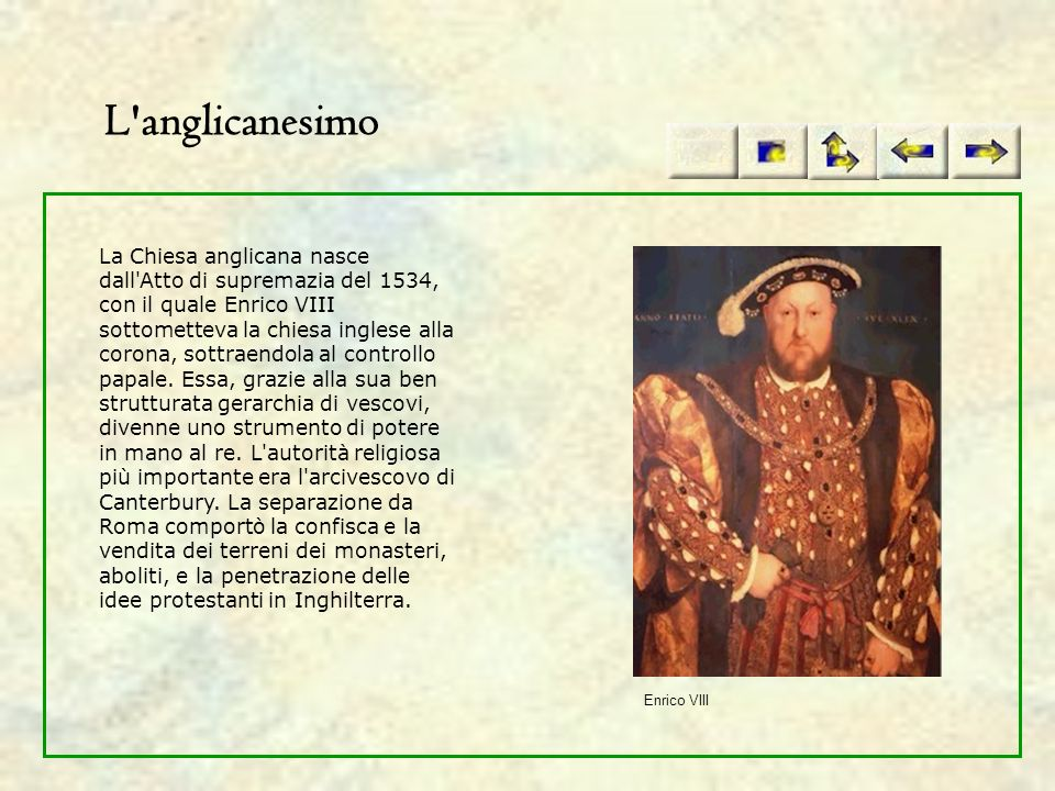 L anglicanesimo