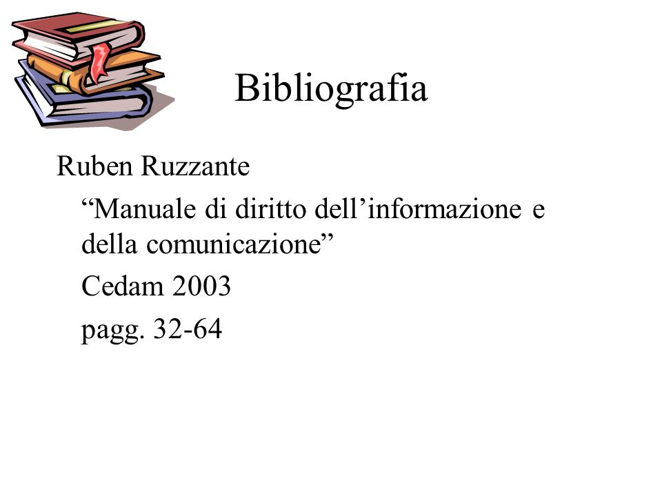 Bibliografia Ruben Ruzzante