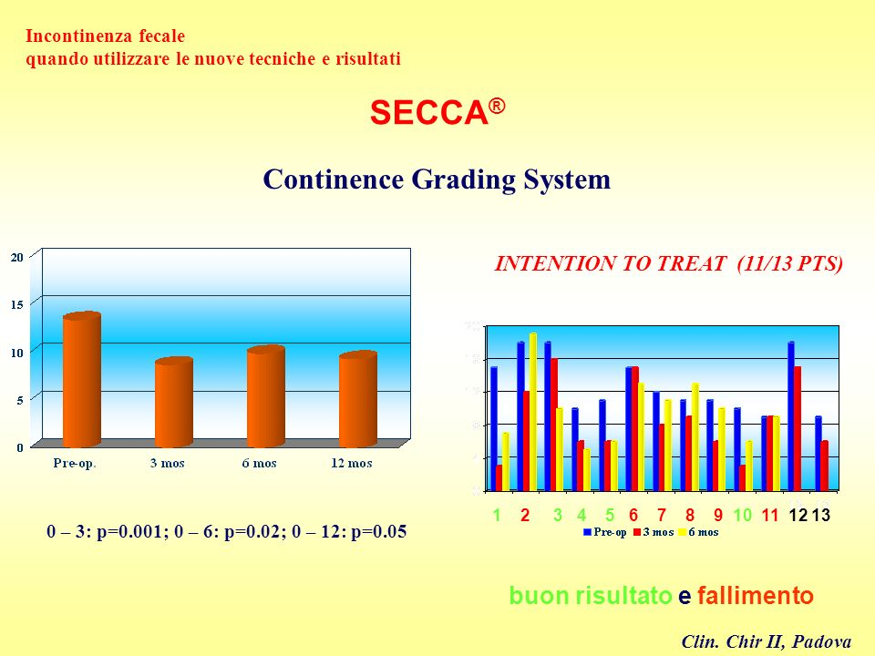 Continence Grading System