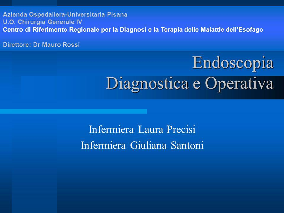 Endoscopia Diagnostica e Operativa