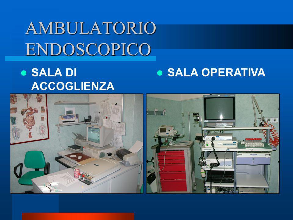 AMBULATORIO ENDOSCOPICO