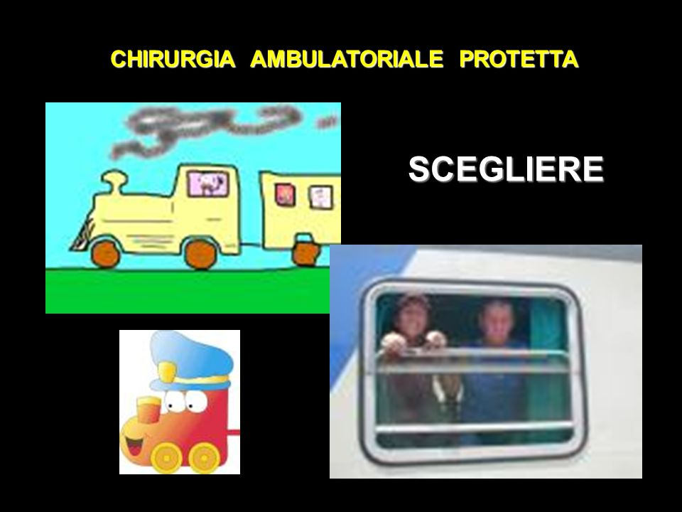 CHIRURGIA AMBULATORIALE PROTETTA