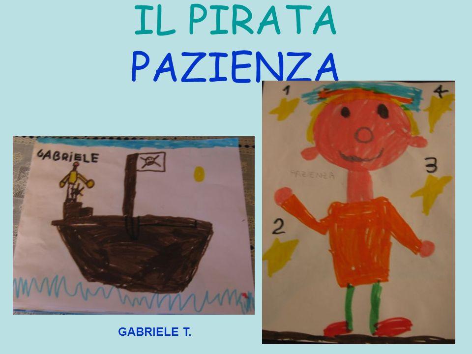 IL PIRATA PAZIENZA GABRIELE T.