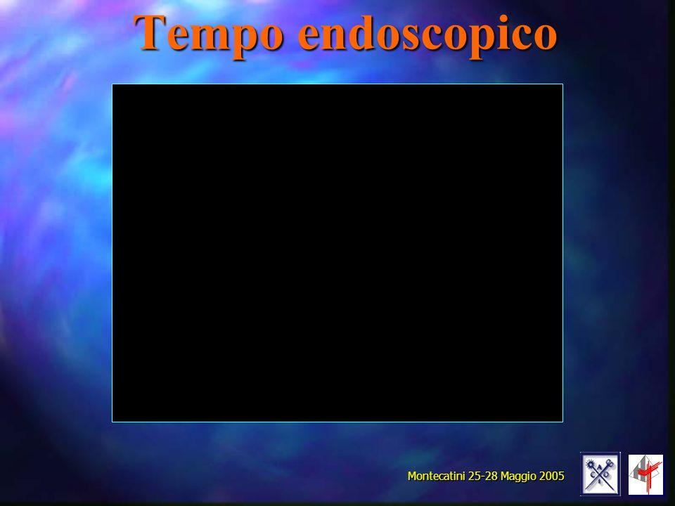 Tempo endoscopico Montecatini 25-28 Maggio 2005