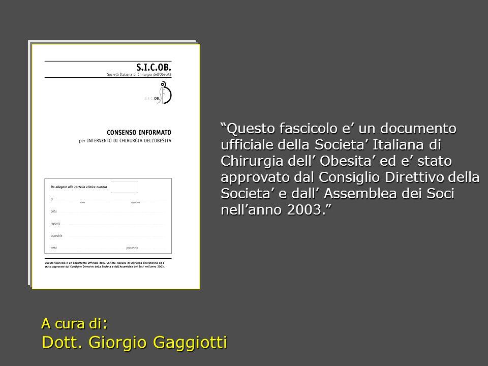 Dott. Giorgio Gaggiotti