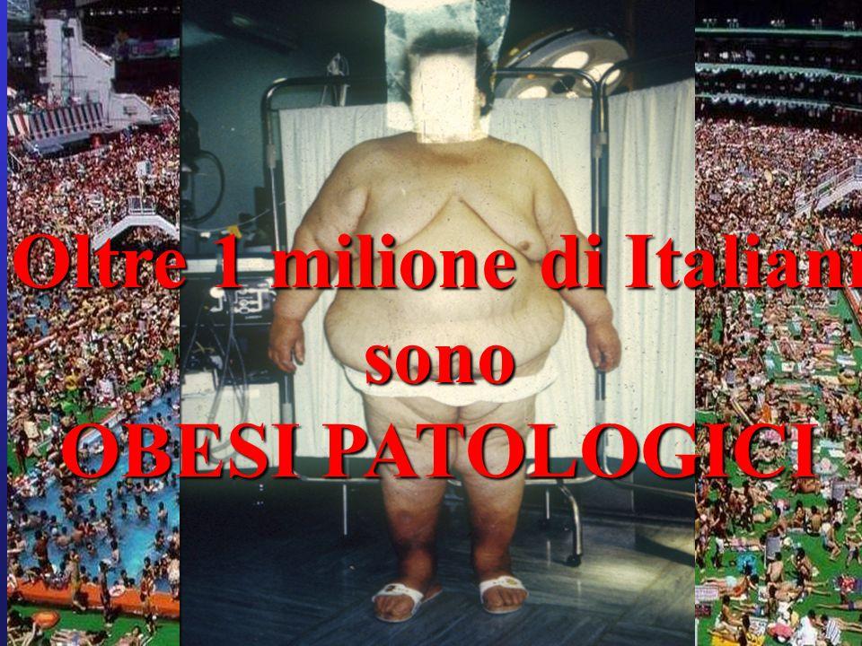 Oltre 1 milione di Italiani