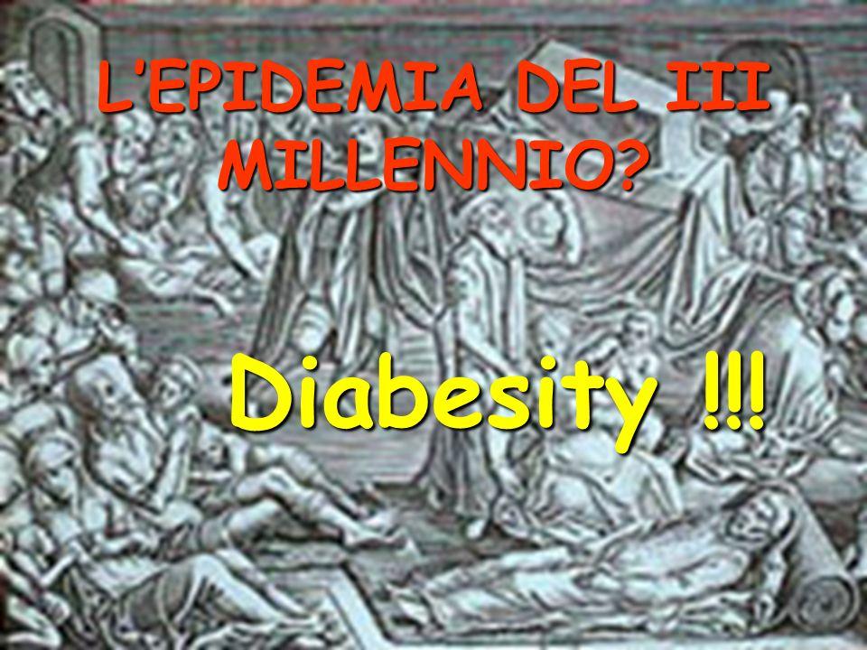L'EPIDEMIA DEL III MILLENNIO