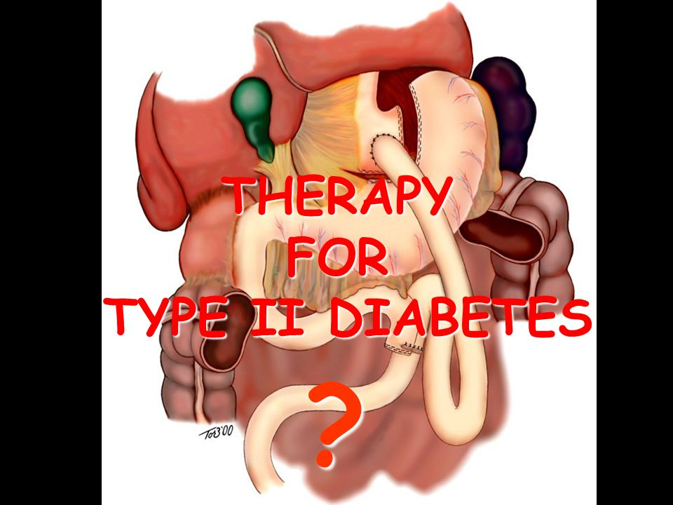THERAPY FOR TYPE II DIABETES
