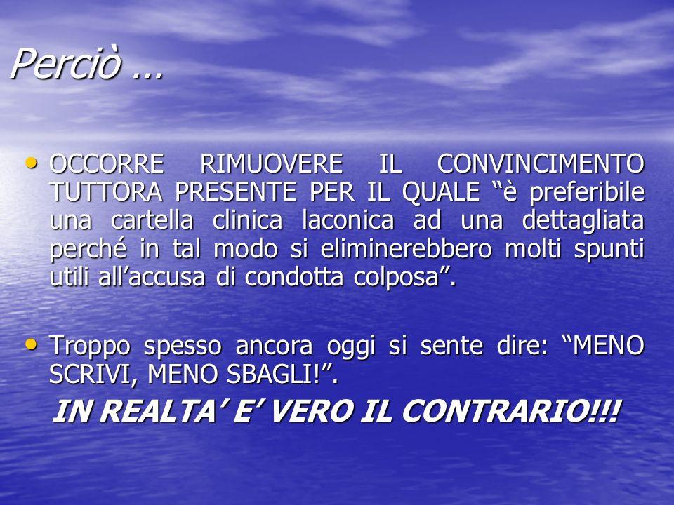 IN REALTA' E' VERO IL CONTRARIO!!!
