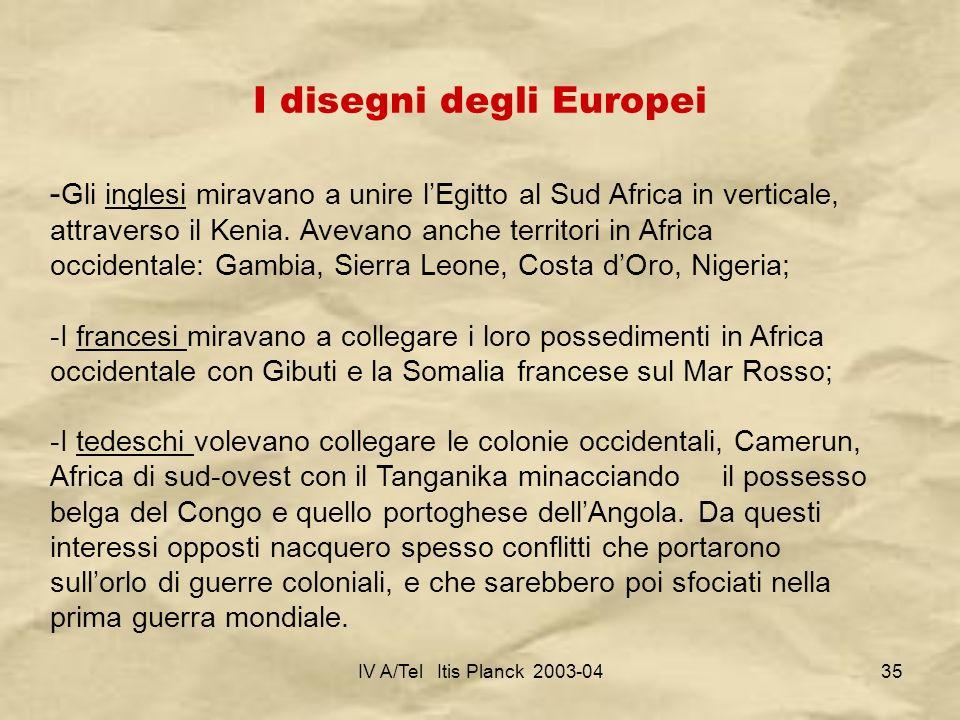 I disegni degli Europei