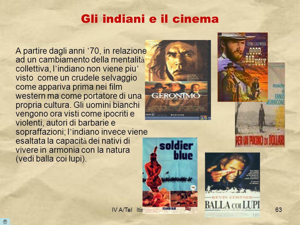 Gli indiani e il cinema