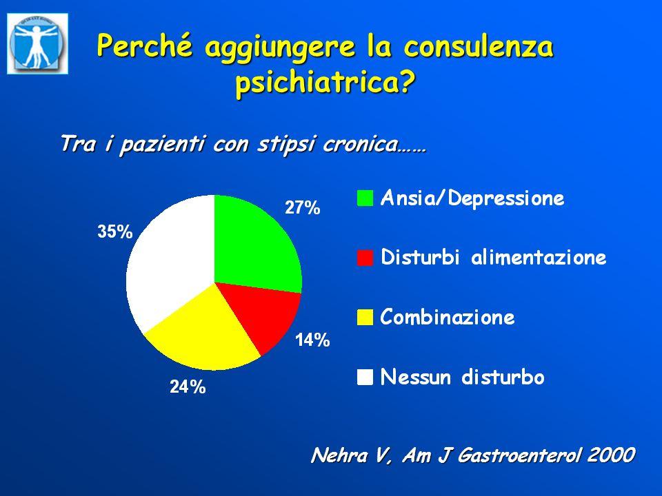Perché aggiungere la consulenza psichiatrica