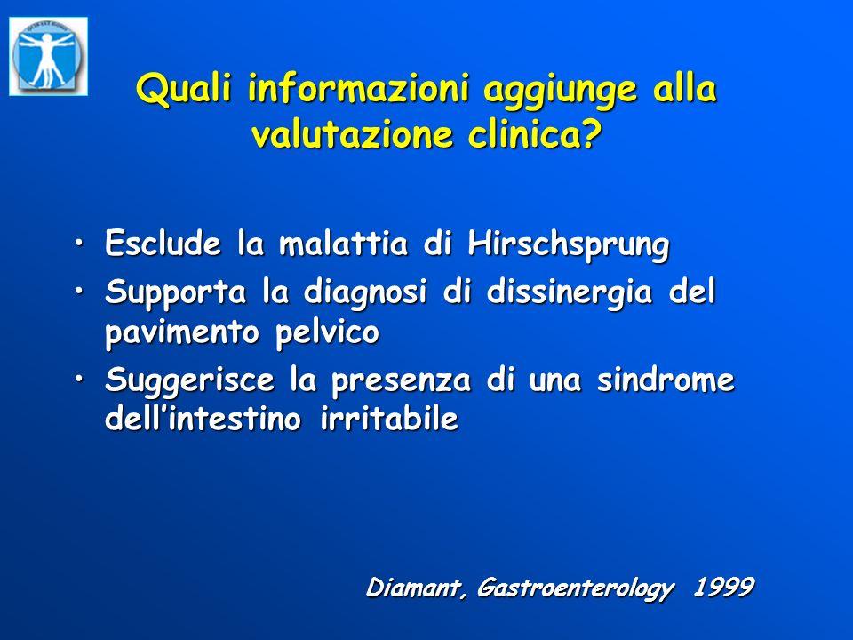Quali informazioni aggiunge alla valutazione clinica