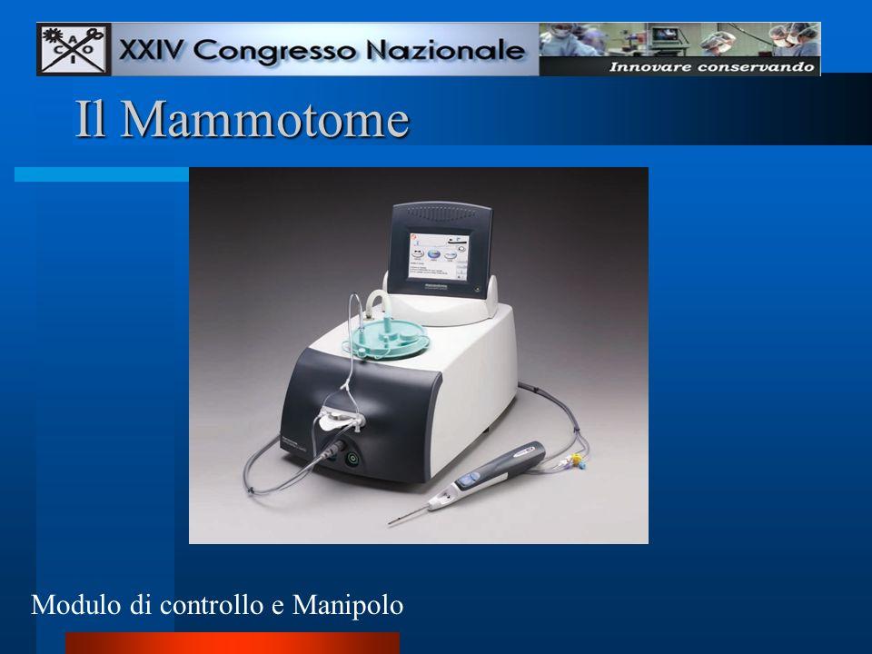 Il Mammotome Modulo di controllo e Manipolo