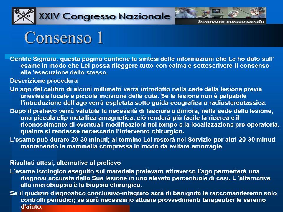 Consenso 1