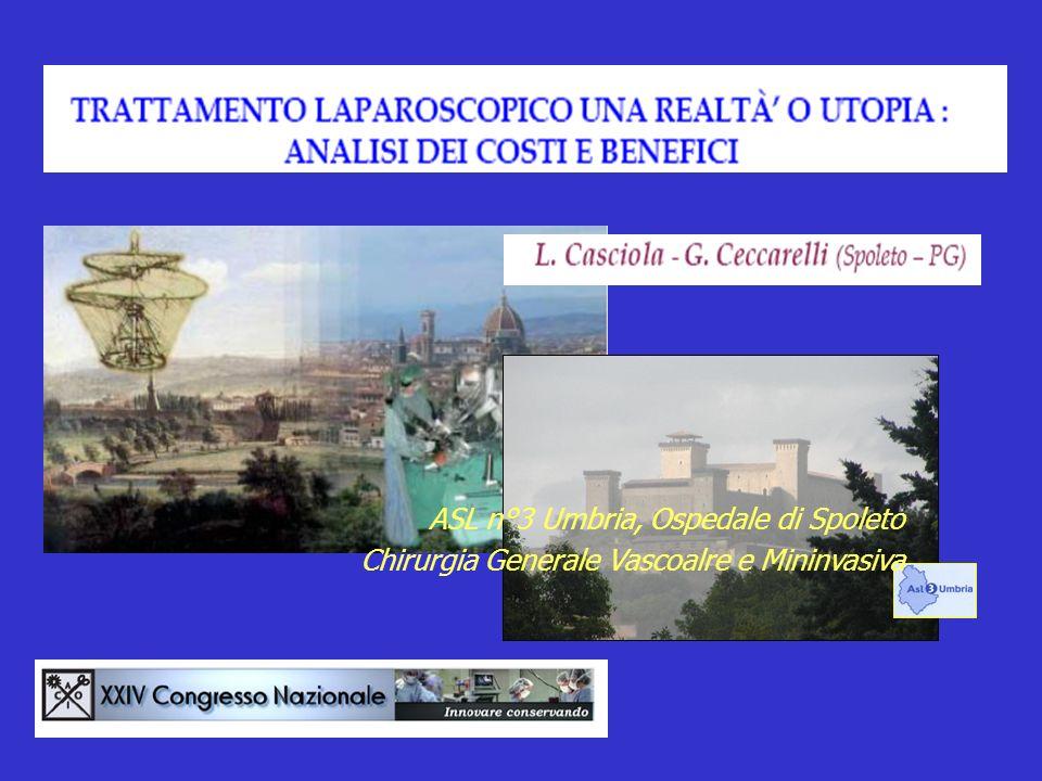 ASL n°3 Umbria, Ospedale di Spoleto