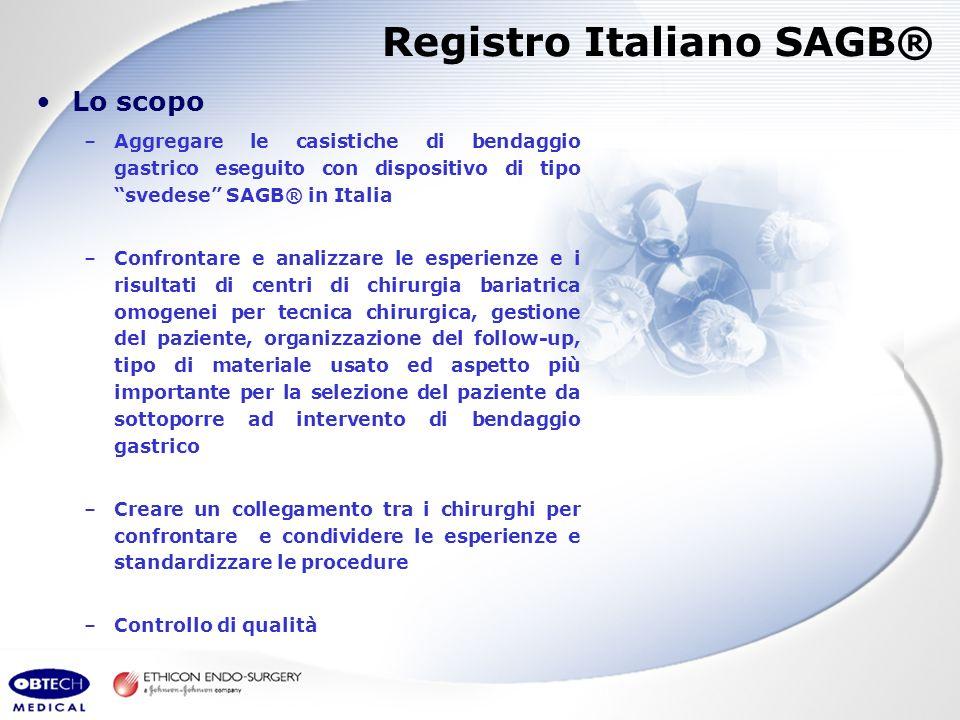 Registro Italiano SAGB®