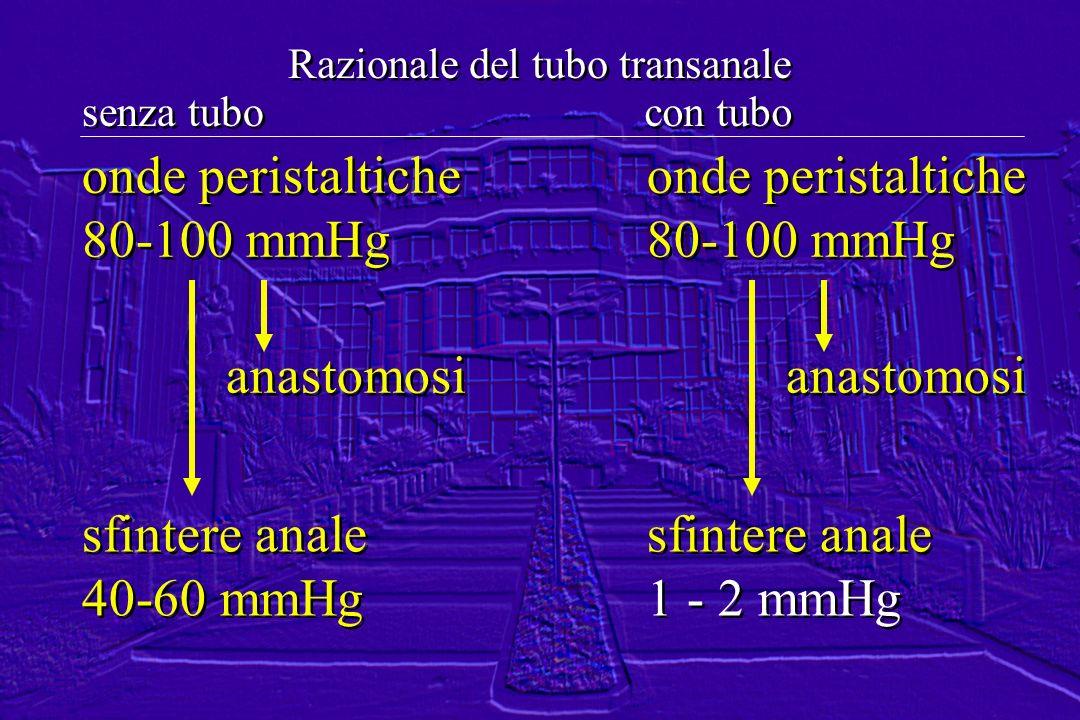 onde peristaltiche 80-100 mmHg onde peristaltiche 80-100 mmHg