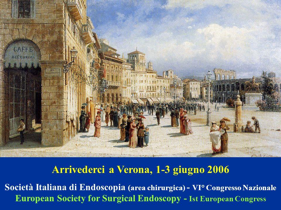 Arrivederci a Verona, 1-3 giugno 2006