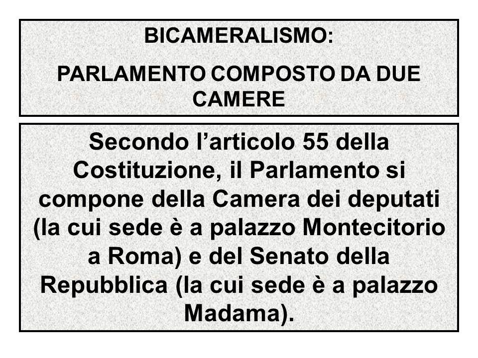 Il parlamento ppt scaricare for Le due camere del parlamento