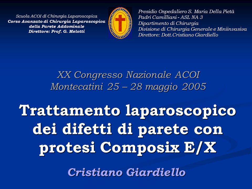 Direttore: Prof. G. Melotti