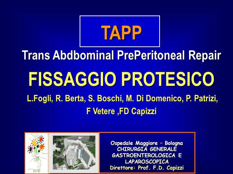 TAPP FISSAGGIO PROTESICO