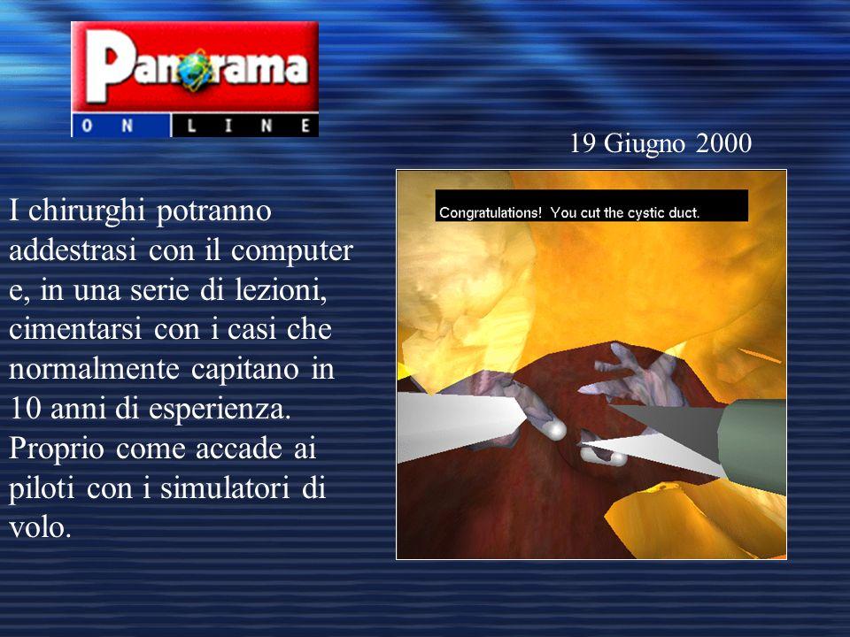 19 Giugno 2000
