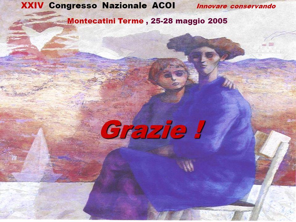 XXIV Congresso Nazionale ACOI Innovare conservando