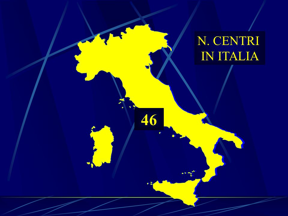N. CENTRI IN ITALIA 46